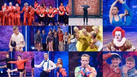 greatest dancer contestants 2020jpg