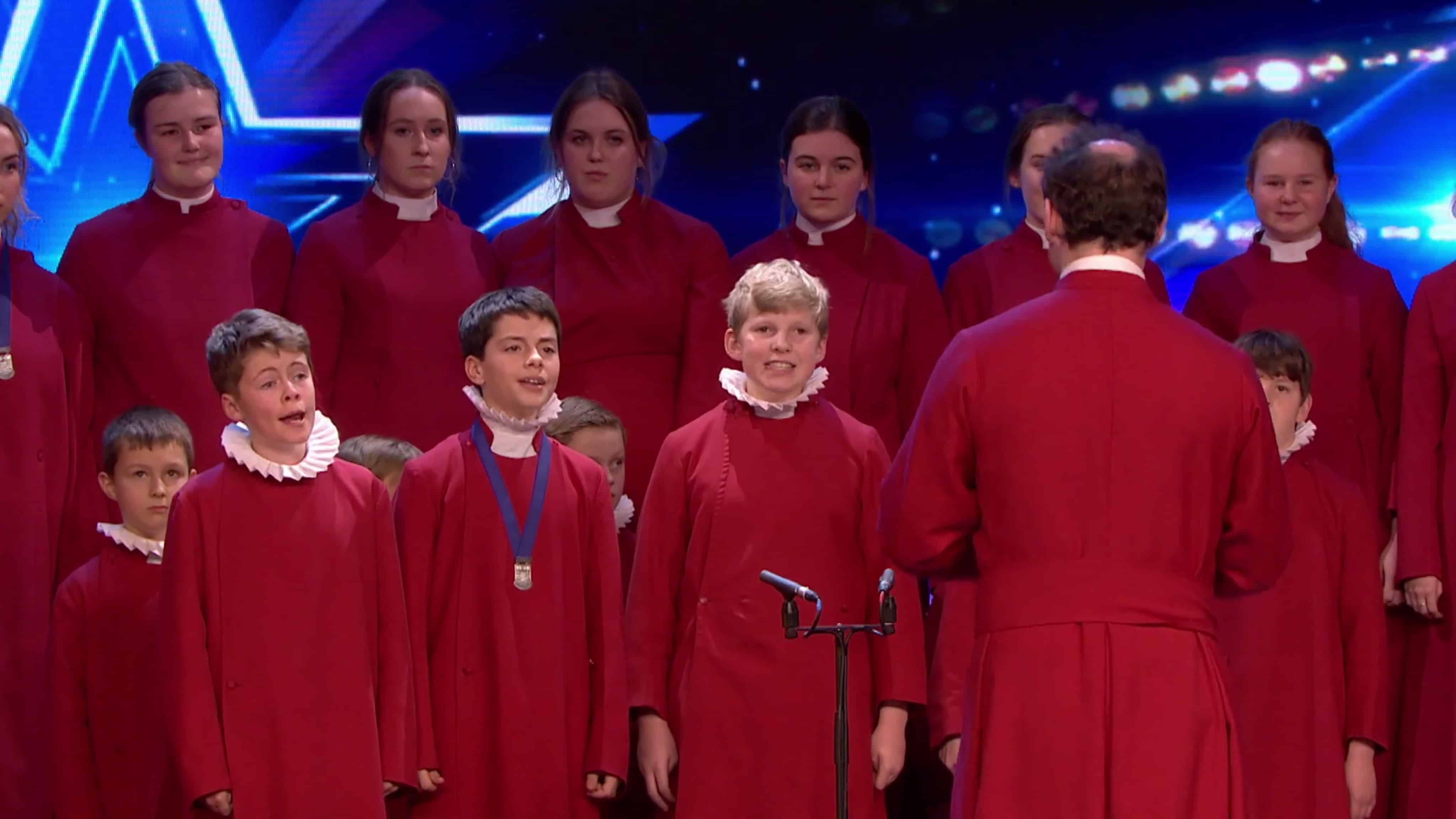Britain's Got Talent preview as Truro Cathedral Choir sing for judges