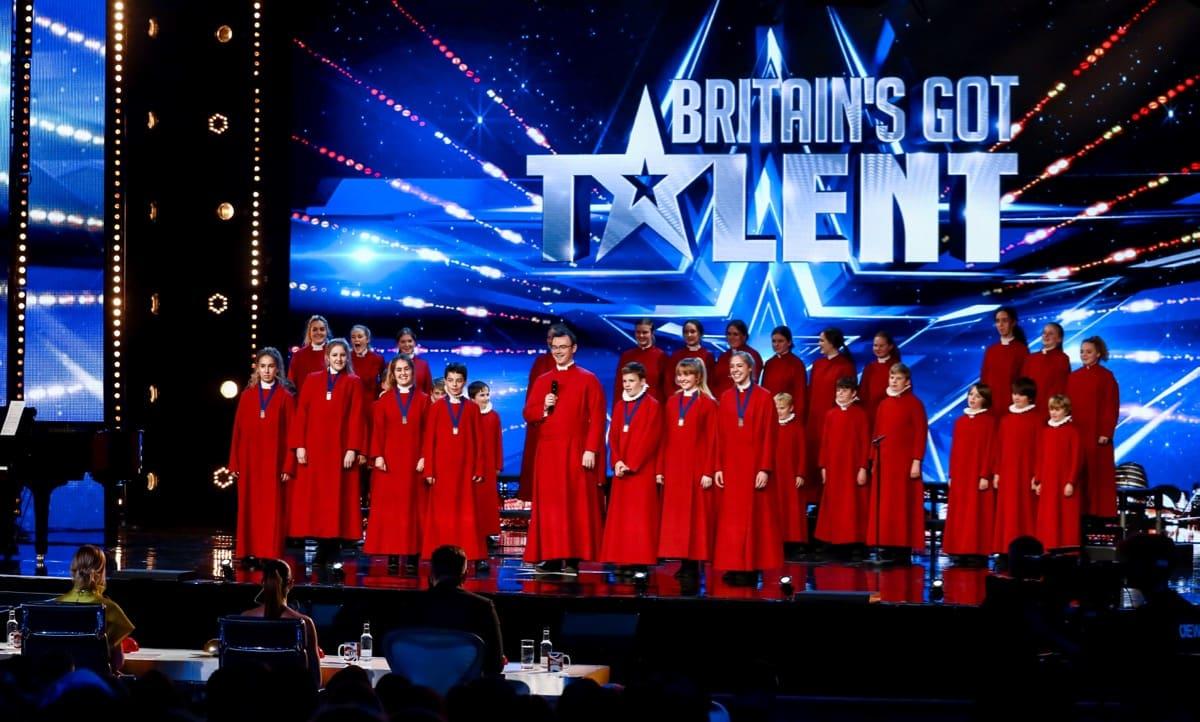Truro Cathedral Choir