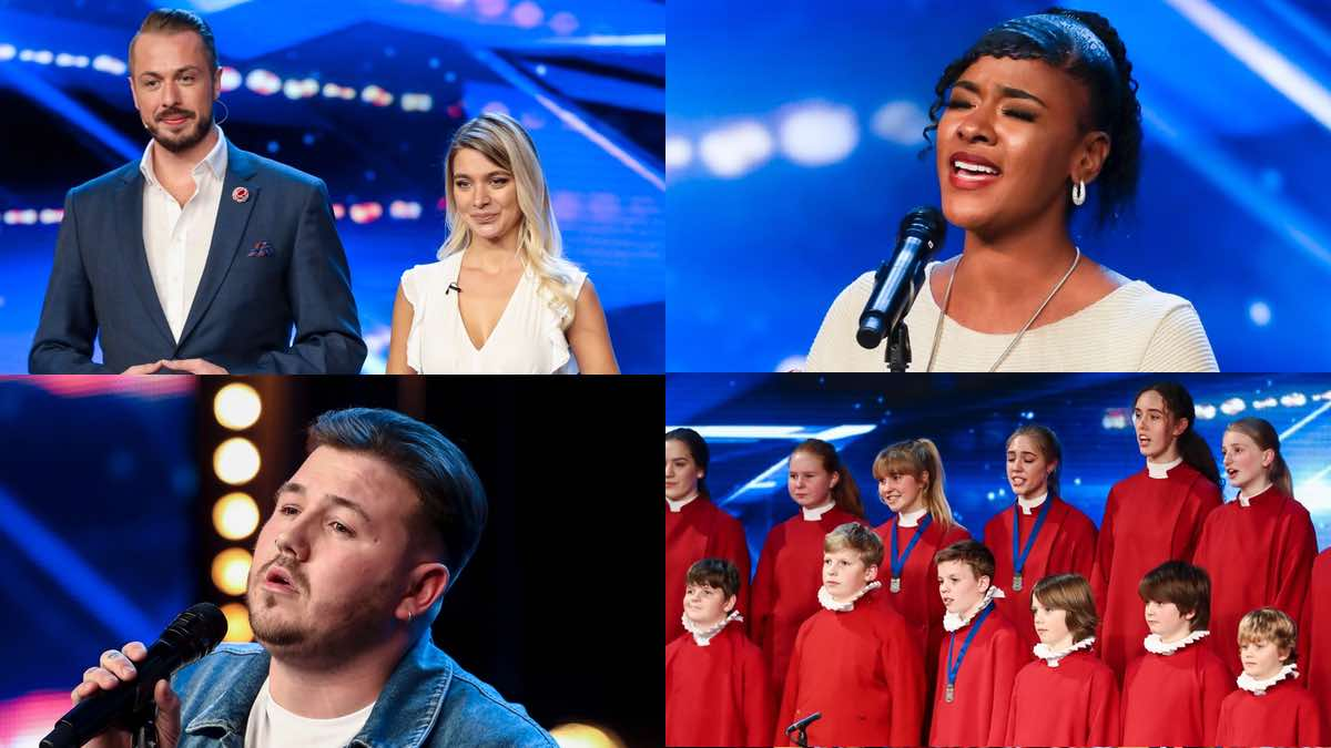 Britain's Got Talent POLL! Which act was the best this week? Vote here!