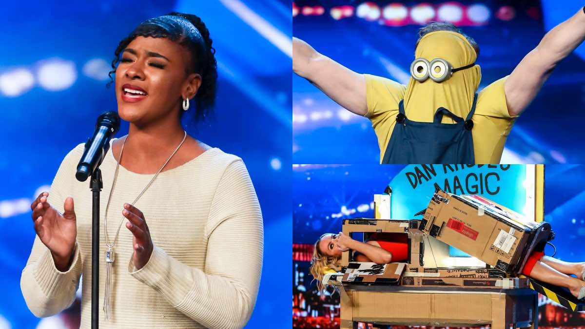 PICTURES! See tonight's Britain's Got Talent 2019 auditions