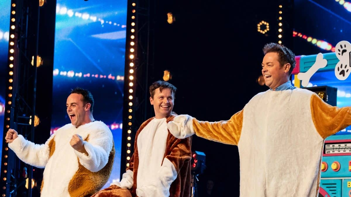 Britain's Got Talent 2019: Ant and Dec TRICK judges in undercover Disco Dogs audition