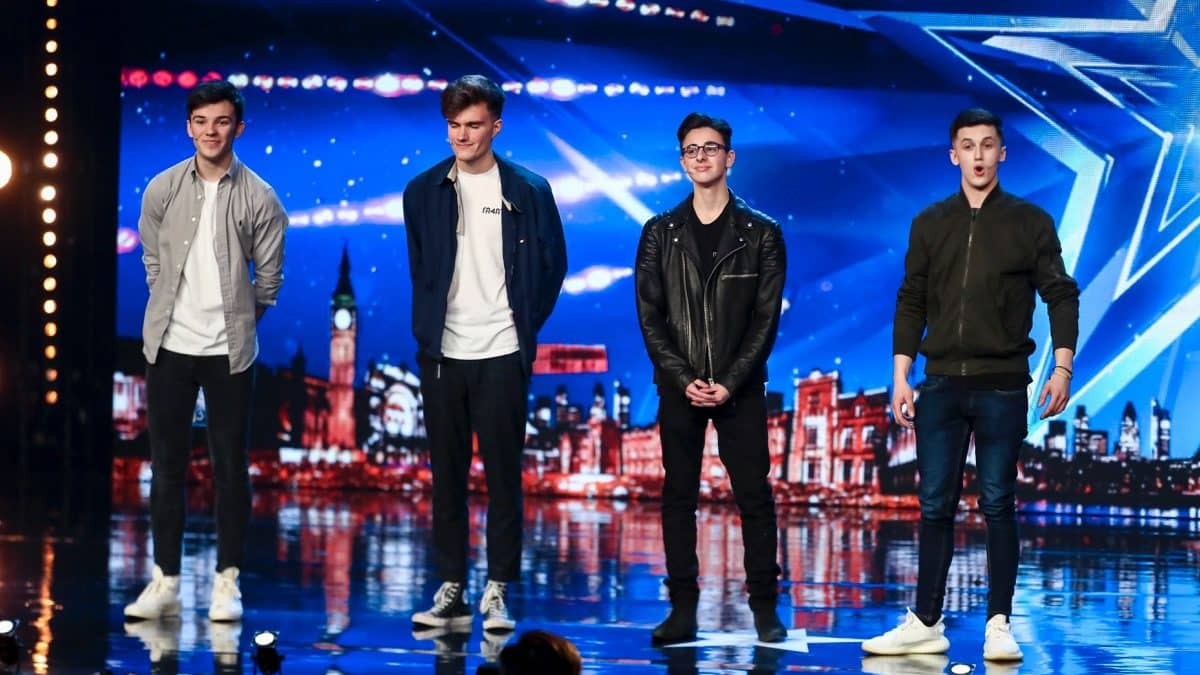 Britain's Got Talent's 4MG branded 'the One Direction of magic'