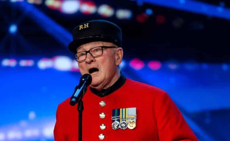 Singer Colin Thackery