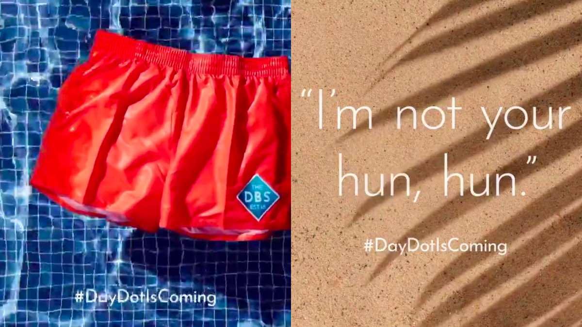 d4c47546f2955 Love Island reveals cryptic #DayDotIsComing teasers ahead of season 5 | Love  Island 2019 | TellyMix