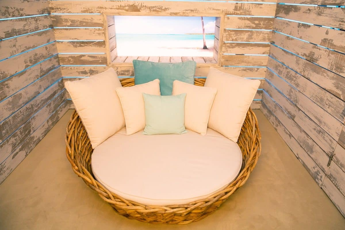 The Villa - The Beach Hut