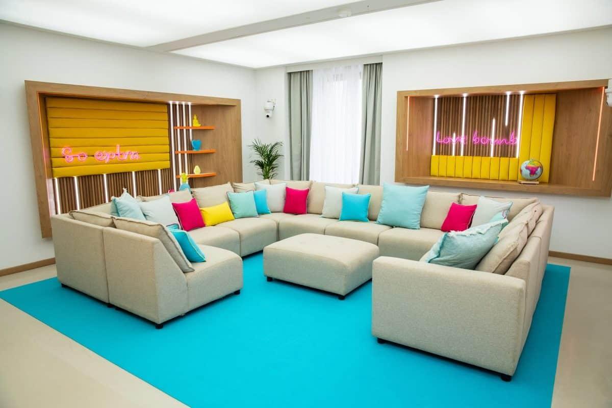 The Villa Sofa