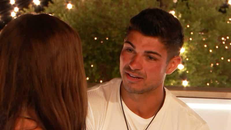 Anton talks to Maura.