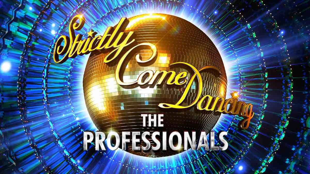 Strictly Come Dancing Professionals Tour 2020 tickets, line up, dates and venues details