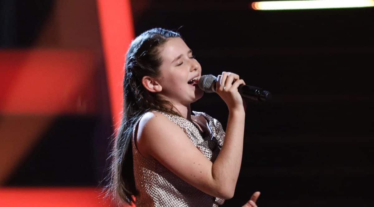 The Voice Kids: Jazzy B gets all four coaches spinning with Ella Eyre cover