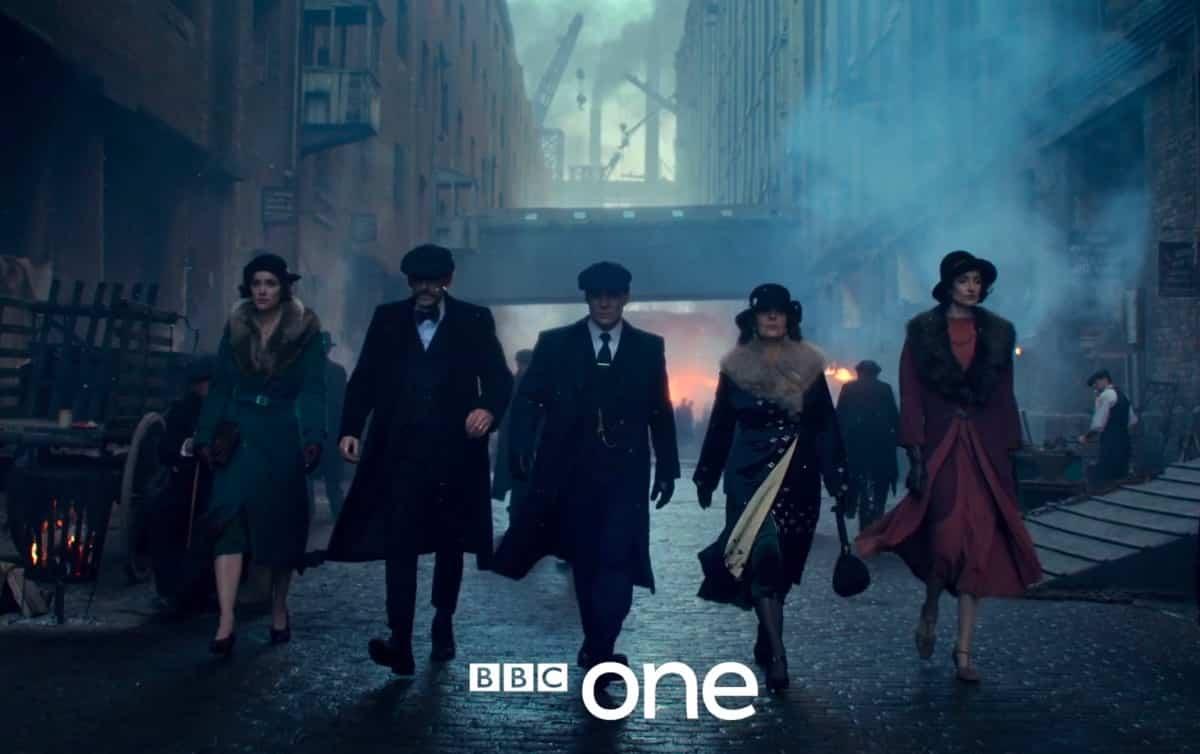 Peaky Blinders spoilers: First look at season 5 in ...