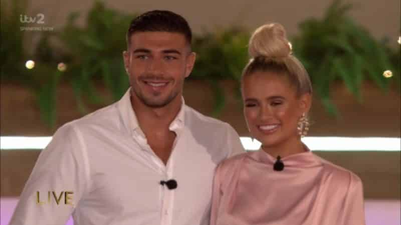 love island 2019 results final molly-mae tommy