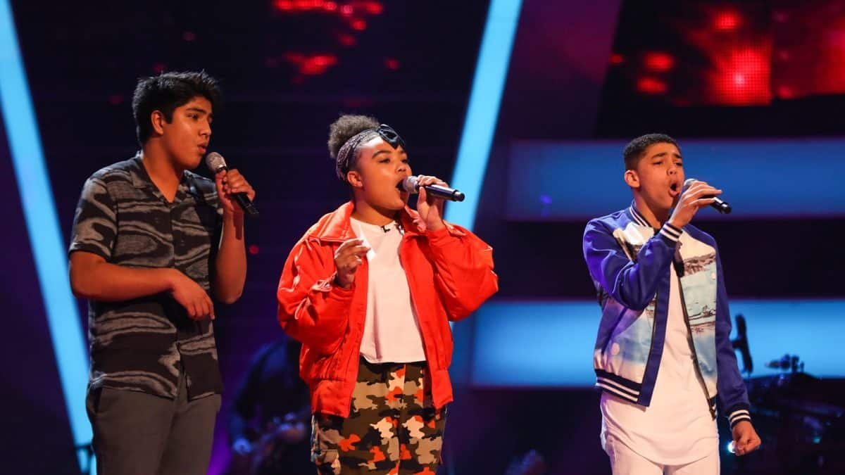 The Voice Kids 2019 spoilers: See tonight's first battle pairings and song choices