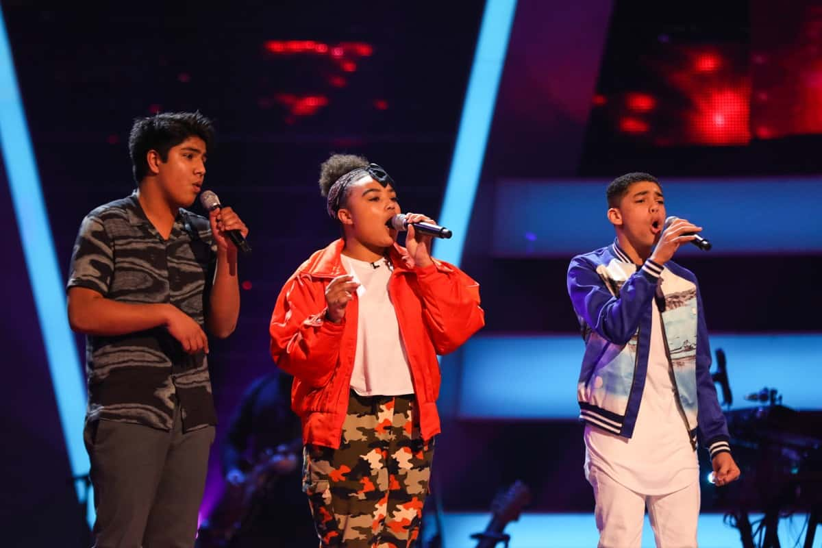 The Voice Kids Sieger 2019