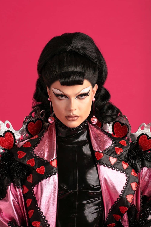 Gothy Ken Doll