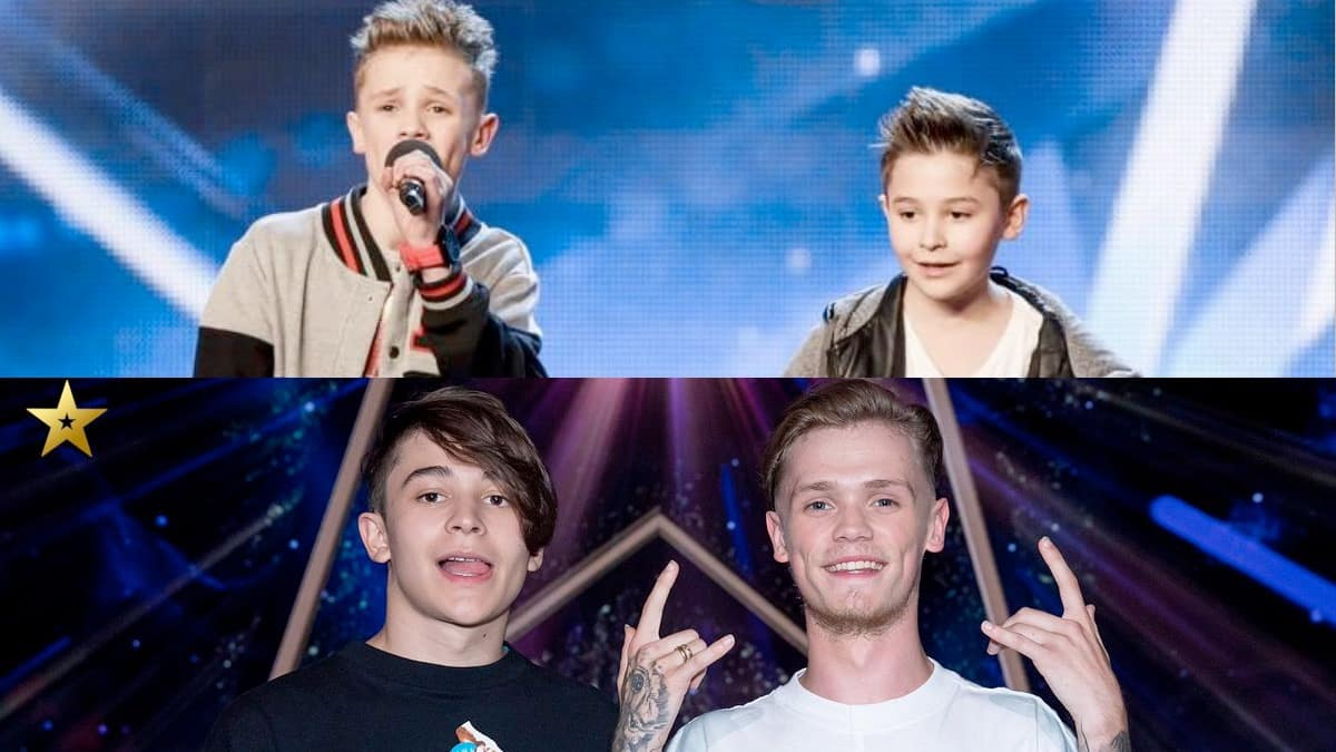 Watch Bars and Melody perform on Britain's Got Talent: The Champions