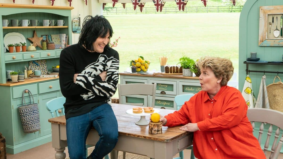Who will replace Sandi Toksvig on the Great British Bake Off? Favourites revealed