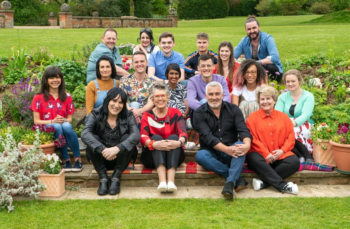 Great British Bake Off start time, contestants and ...
