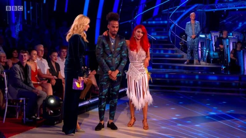 Dev Griffin & Dianne Buswell