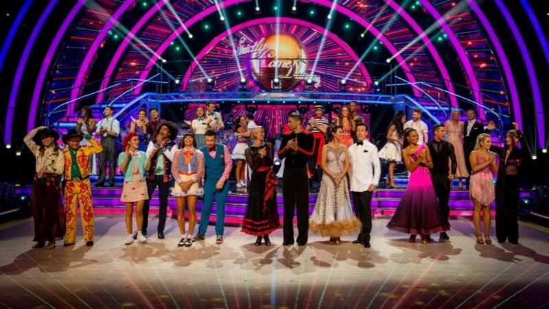 Strictly Come Dancing 2019 Celebrities and Pro Dancers