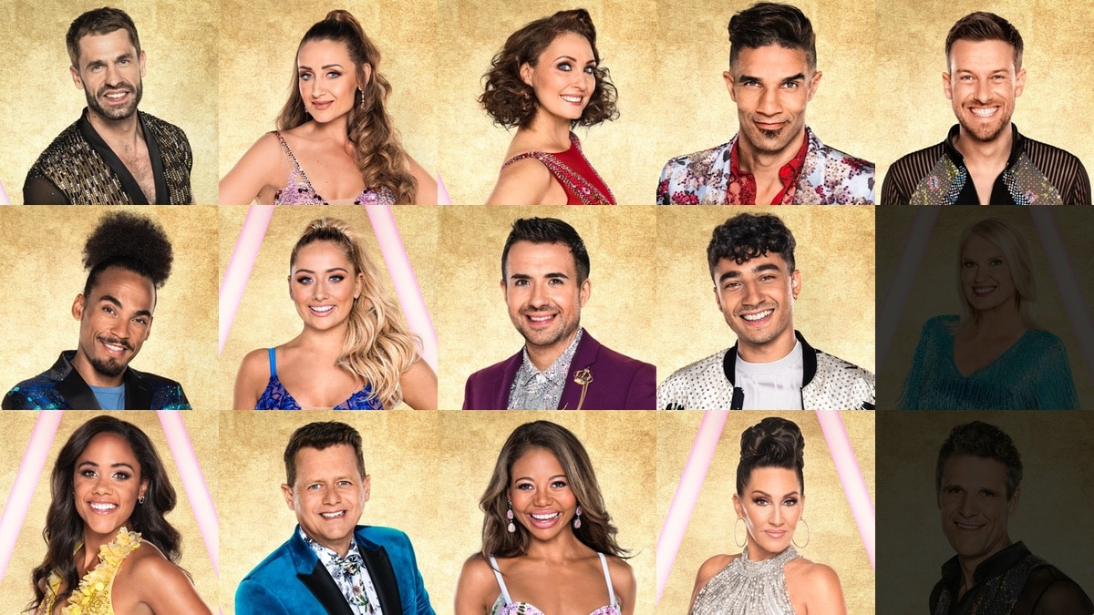 Strictly Come Dancing POLL! Who is your early favourite? Vote here!