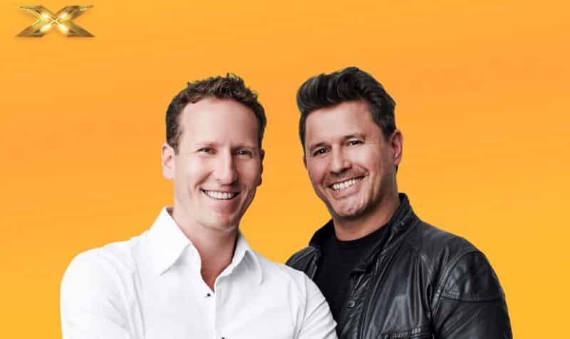 Cole and Edwards [Brendan Cole and Jeremy Edwards].
