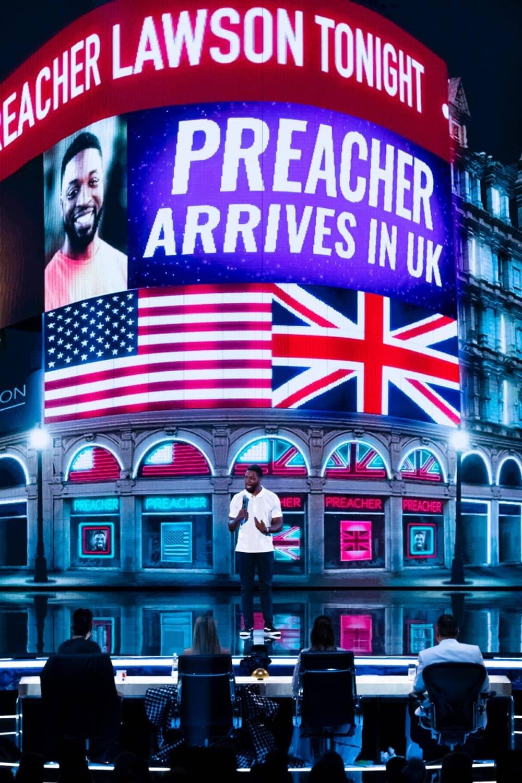 Preacher Lawson