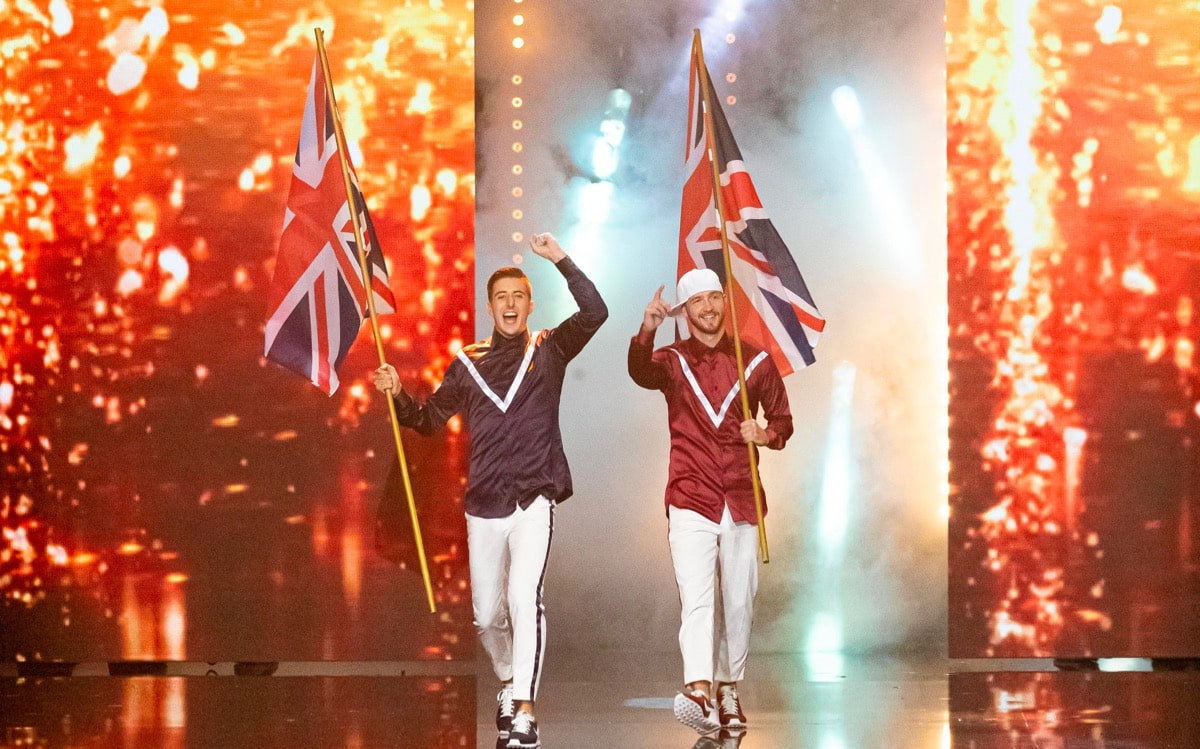 Image result for britain's got talent champions
