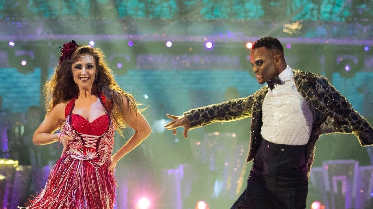 Catherine Tyldesley forced to quit Strictly Come Dancing tour after injury