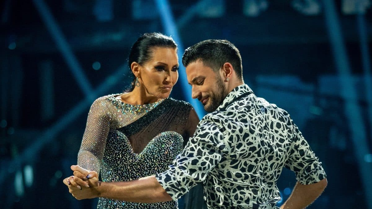 Strictly's Michelle Visage responds to 'upsetting' claims about her and Giovanni Pernice