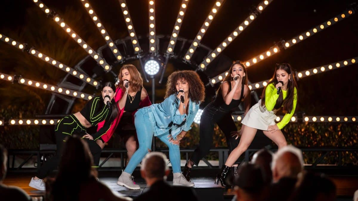 The X Factor: Celebrity first look at tonight's performances