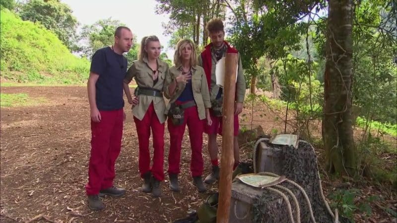 im a celebrity tx8 trial 5