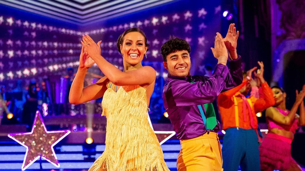 Strictly Come Dancing 2019 leaderboard! Scores and results from Blackpool (Week 9)