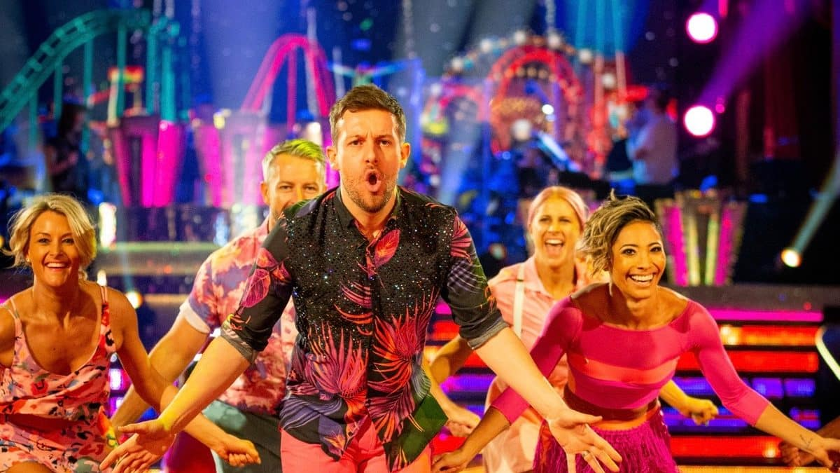 Strictly Come Dancing: Watch all of Blackpool's live performances