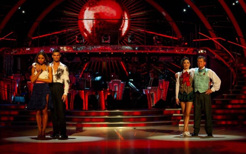 Strictly Come Dancing 2019 - TX7 RESULTS SHOW