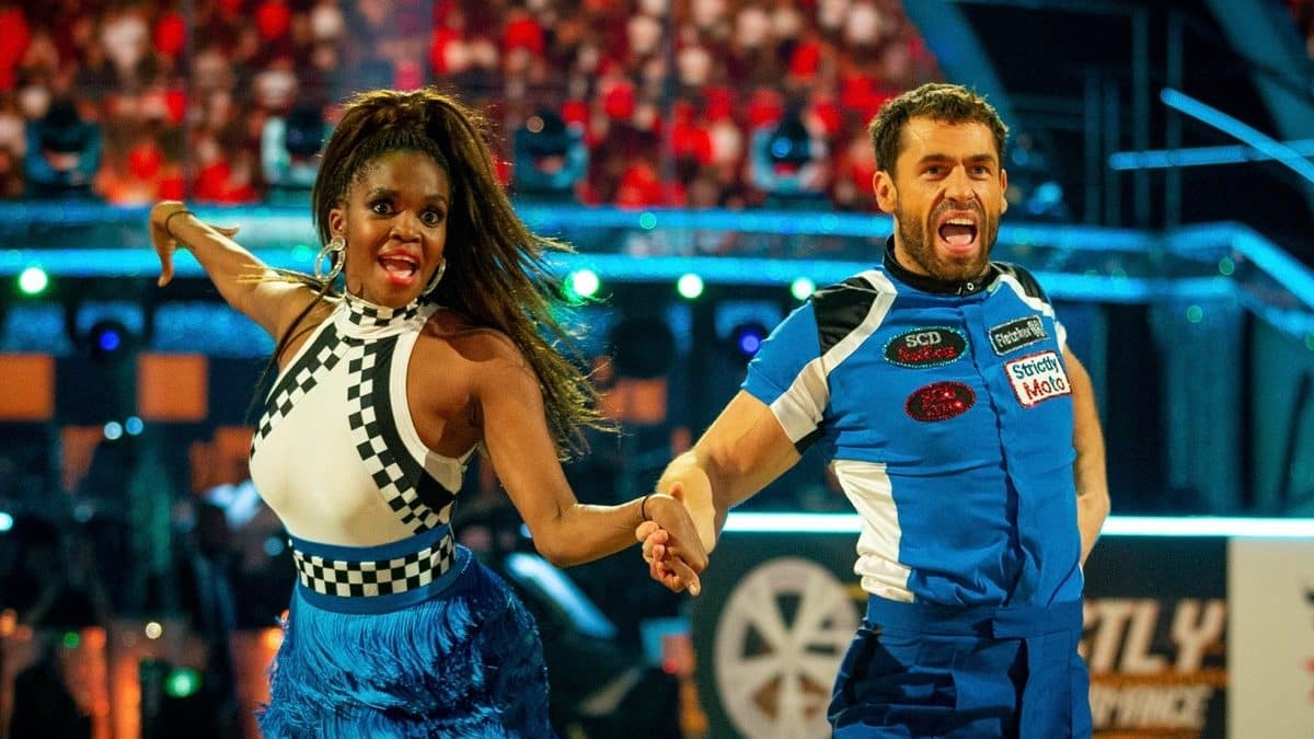 Kelvin Fletcher looks unstoppable as Strictly Come Dancing heads to Blackpool