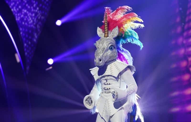 Unicorn performs.