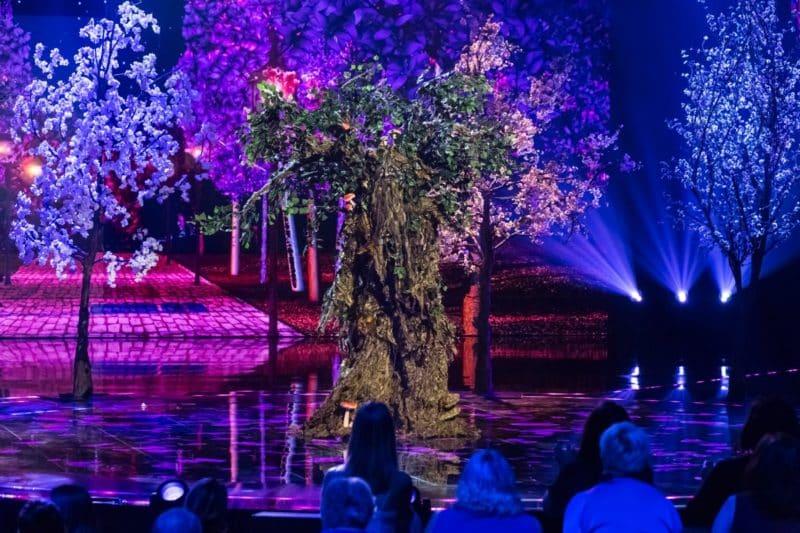 Image result for tree the masked singer uk